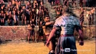 Spartacus War of the Damned 3x09 Promo