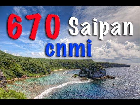Saipan CNMI USA, around the island 2013.
