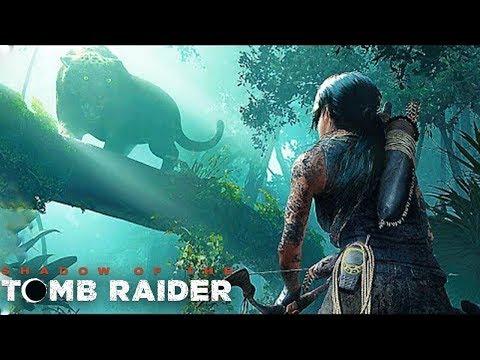 HO PROVATO SHADOW OF THE TOMB RAIDER!! LARA CROFT È TORNATA - Shadow of The Tomb Raider Gameplay ITA streaming vf