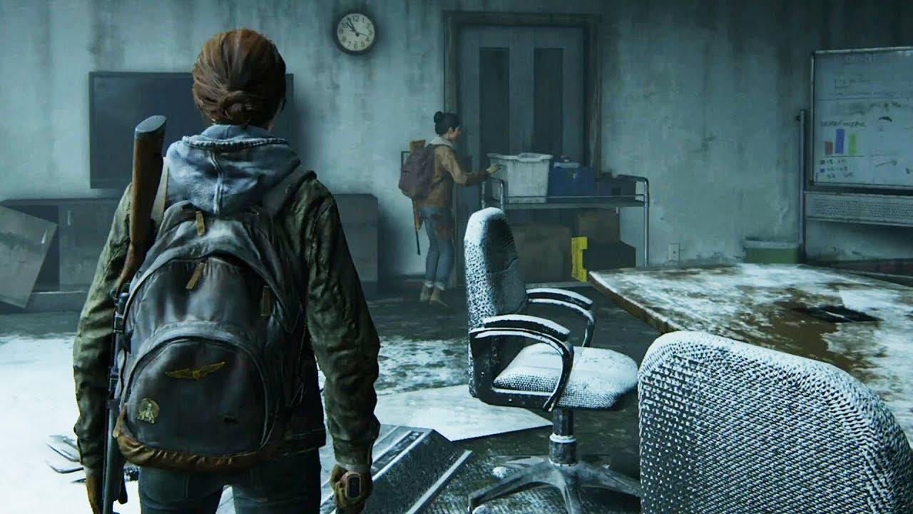 The Last of Us Part 2 Ertelendi