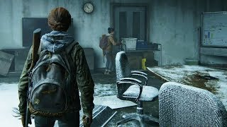THE LAST OF US PART 2 RAW GAMEPLAY (No Commentary)