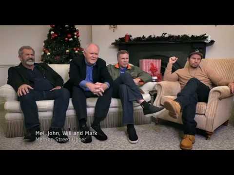 Mel Gibson, John Lithgow, Will Ferrell & Mark Wahlberg watch Fair City on Gogglebox Ireland