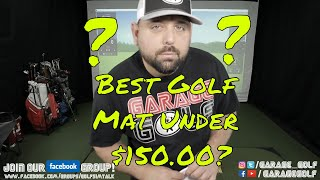 Best Budget Golf Mat Under 150 Dollars?