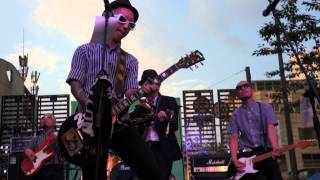 THE AUTOCRATICS - Treetop Of Spring @20140830 신촌 연세로 NEW GENERATION OF SKA FESTIVAL 2014