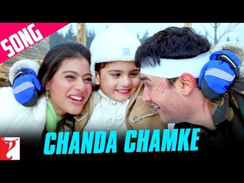 Chanda Chamke Song | Fanaa | Aamir Khan | Kajol | Babul Supriyo | Mahalaxmi | Master Akshay Bhagwat