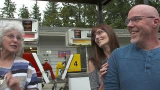 Mayne Island fuel station sold.