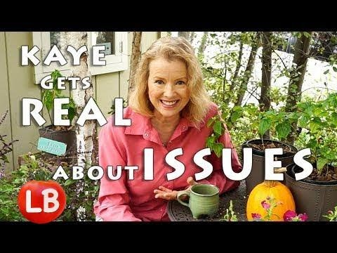 Kaye Gets REAL about Garden ISSUES   August Assessment   Vlog
