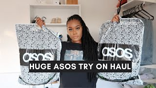 HUGE ASOS TRY ON CLOTHING HAUL 2020