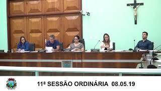 Sessão da Câmara   08.05.19