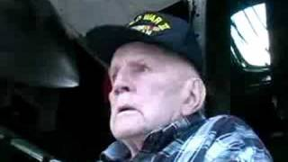 WWII B-17 Pilot takes one final flight