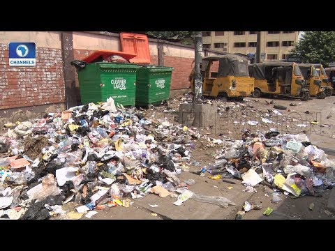 Lagos State In 'Waste War' As Big Story Analyses Situation Pt.1 |Big Story|