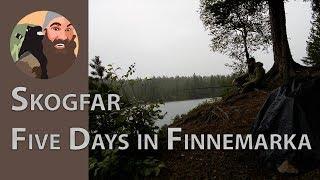 Skogfar er fem dager i Finnemarka (tekstet)