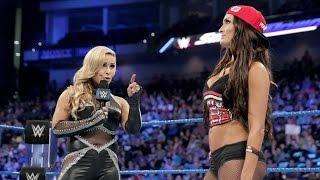 Nikki Bella addressing Natalya ! 01/03/17