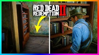 The Saint Denis Fence Has A DARK & CREEPY Secret That You Don't Know About In Red Dead Redemption 2!