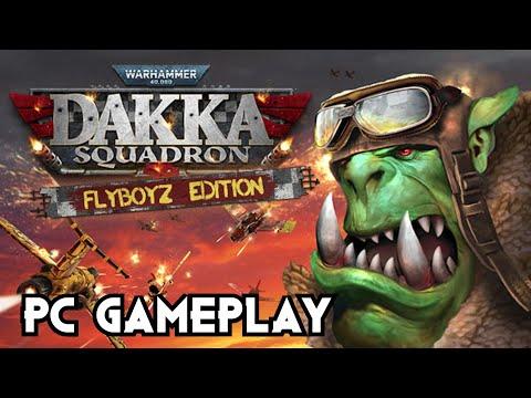 Warhammer 40,000: Dakka Squadron - Flyboyz Edition | PC Gameplay |
