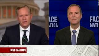 Rep. Schiff Discusses Upcoming Jared Kushner Interview on CBS Face The Nation