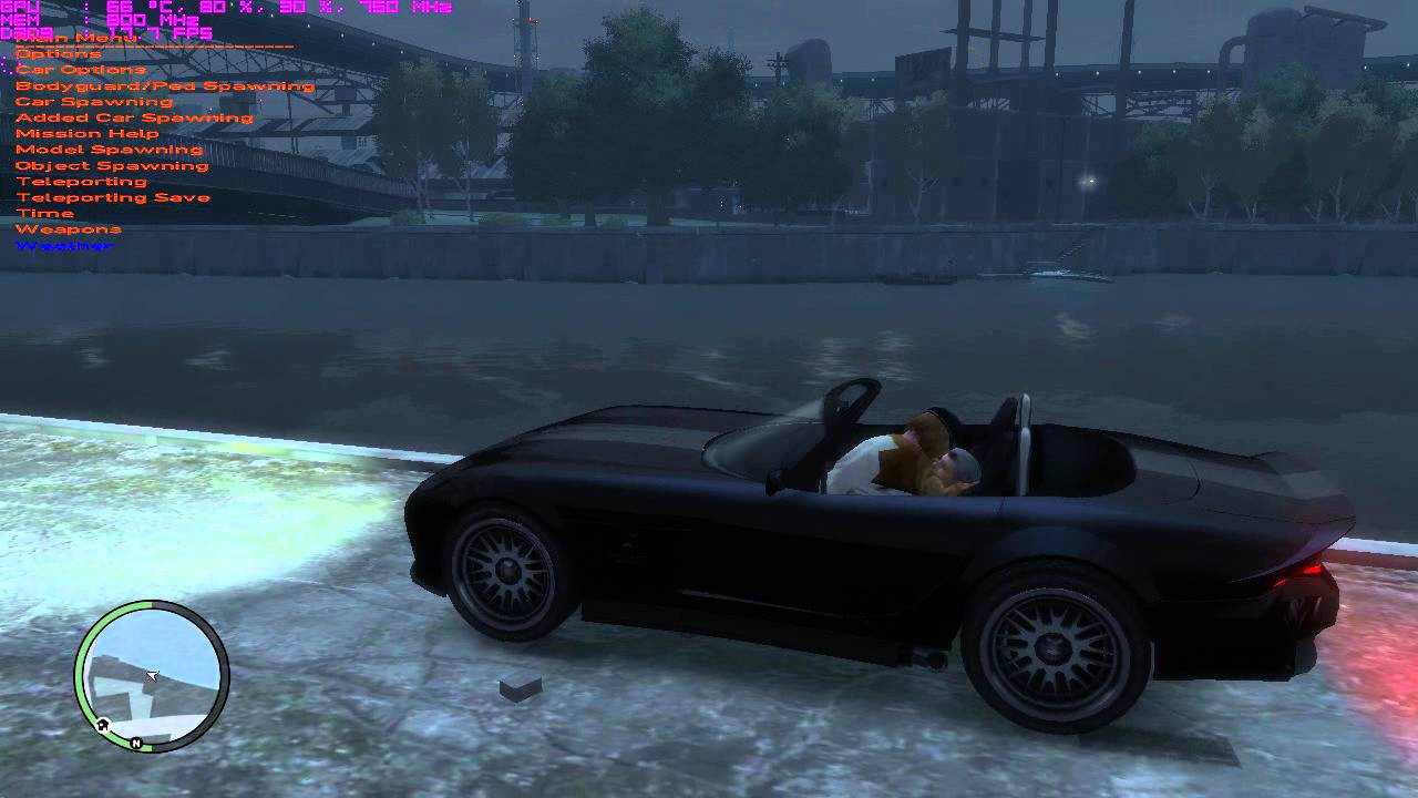 Hwo to grand theft auto iv sex