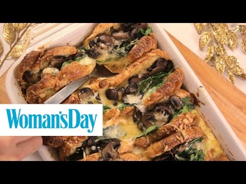 Croissant Breakfast Bake | Woman's Day