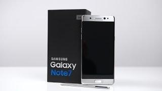 Unboxing: Samsung Galaxy Note 7 (Deutsch) | SwagTab