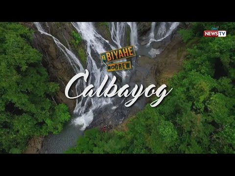 Biyahe ni Drew: The amazing waterfalls of Calbayog, Samar (full episode)