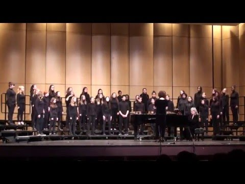 Choral Cavalcade 2016: Tappan Middle School 8th Grade Choir