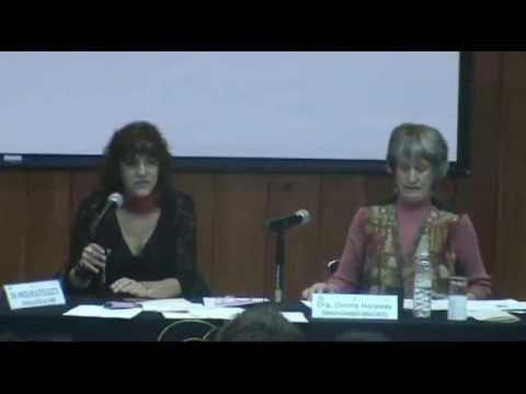 Coloquio Anual de Estudios de Género 2007. Conferencia magistral. Dra.  Donna Haraway.