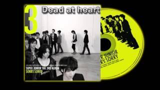 Super Junior - Dead at heart (Audio)