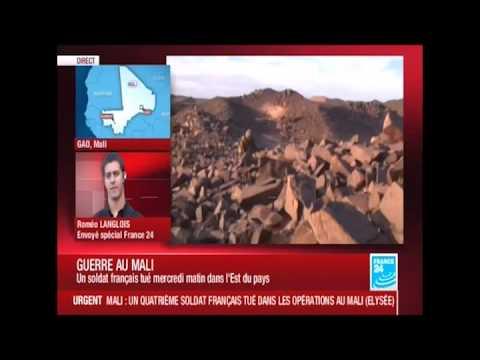Guerre contre le terrorisme au Mali: Un 4eme soldat français meurt dans les combats