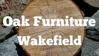 Oak Furniture Wakefield | Contemporary Oak Furniture