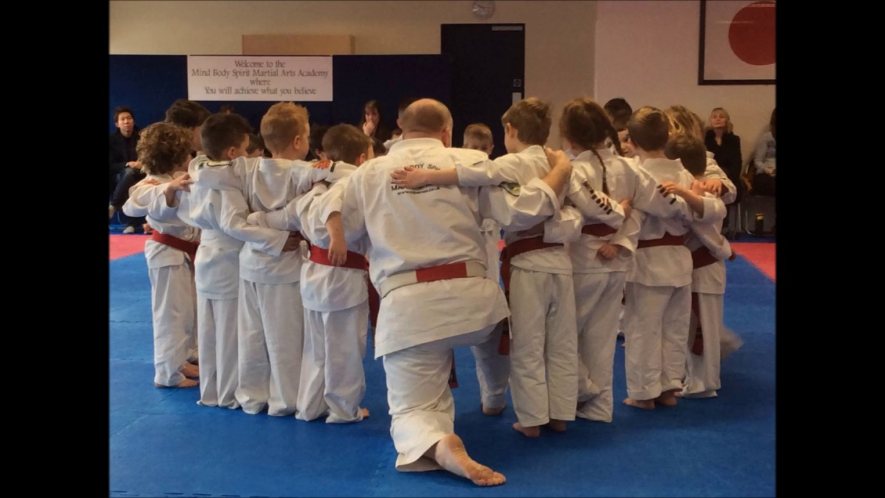 Mind Body Spirit Martial Arts Chesterfield Youtube
