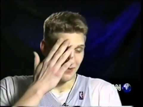 Dirk Nowitzki interview story from 1998