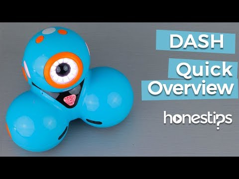 DASH By Wonder Workshop. Quick Overview