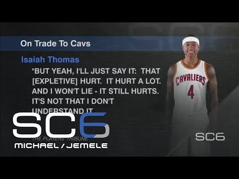 Isaiah Thomas opens up about Cavaliers-Celtics trade in Players' Tribune | SC6 | ESPN