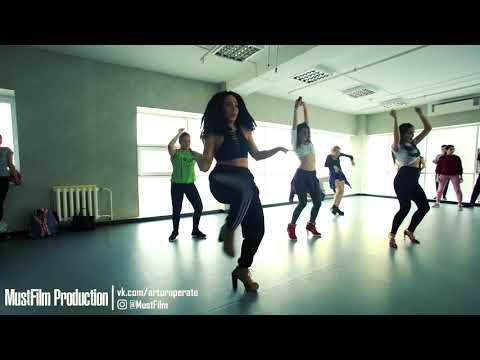 Зомб - Делаем флекс | InnaShow choreo | E-dance studio