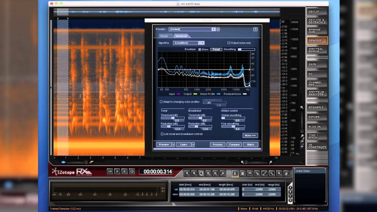 Reduce Hum with RX 2 | iZotope Tips From A Pro