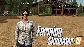 #33 - INSIEME A NORA GLI ULTIMI LAVORI DELL'ANNO -  FARMING SIMULATOR 19 ITA RUSTIC ACRES