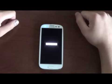 How to bypass or rest, unlock a password on a Samsung Galaxy s2, s3, s4
