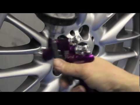 Complete Alloy Wheel Refurbishment - ACC Process video