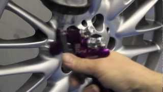Complete Alloy Wheel Refurbishment - ACC Process video
