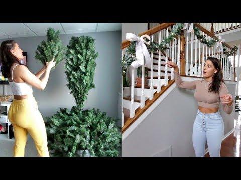 my-low-key-fav-xmas-tree- -stairs-decor