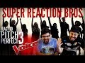 SRB Reacts To Pitch Perfect 3 X The Voice Freedom 90 X Cups mp3