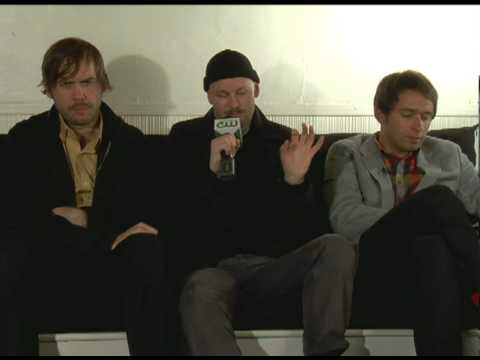 Peter Bjorn and John Exclusive Interview