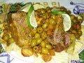 اطباق عيد الاضحى/ طاجين الزيتون باللحم الغنمي خاتر وبنيين رررروعة