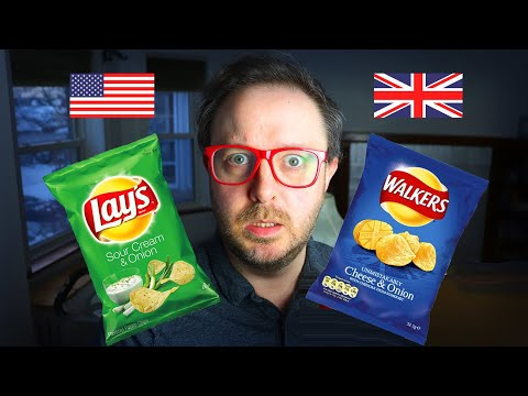 5 Potato Chip Brands I Only Ate After Moving to America - Lost in the Pond