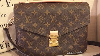 WHATS IN MY BAG - POCHETTE METIS