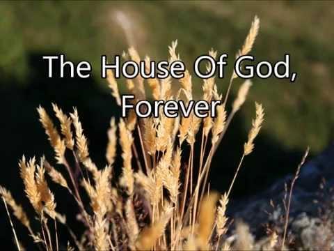 The House Of God Forever - Jon Foreman (with lyrics)