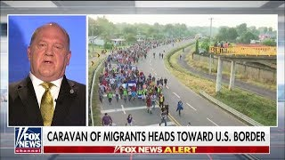 Homan on Growing Migrant Caravan: