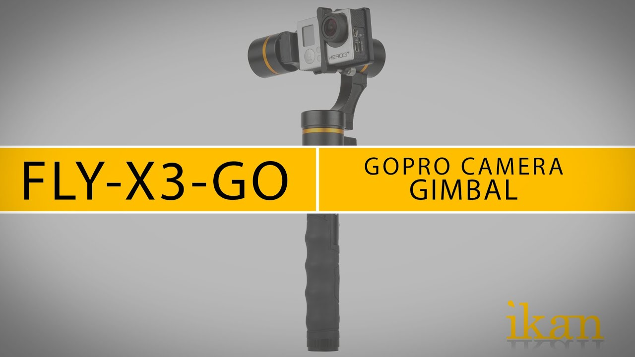 ikan FLY-X3-GO 3-Axis GoPro Gimbal Stabilizer