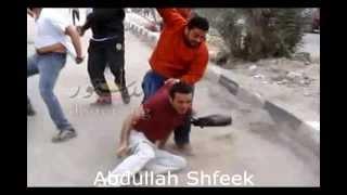 ضرب ابو دومة وسيد البدوى