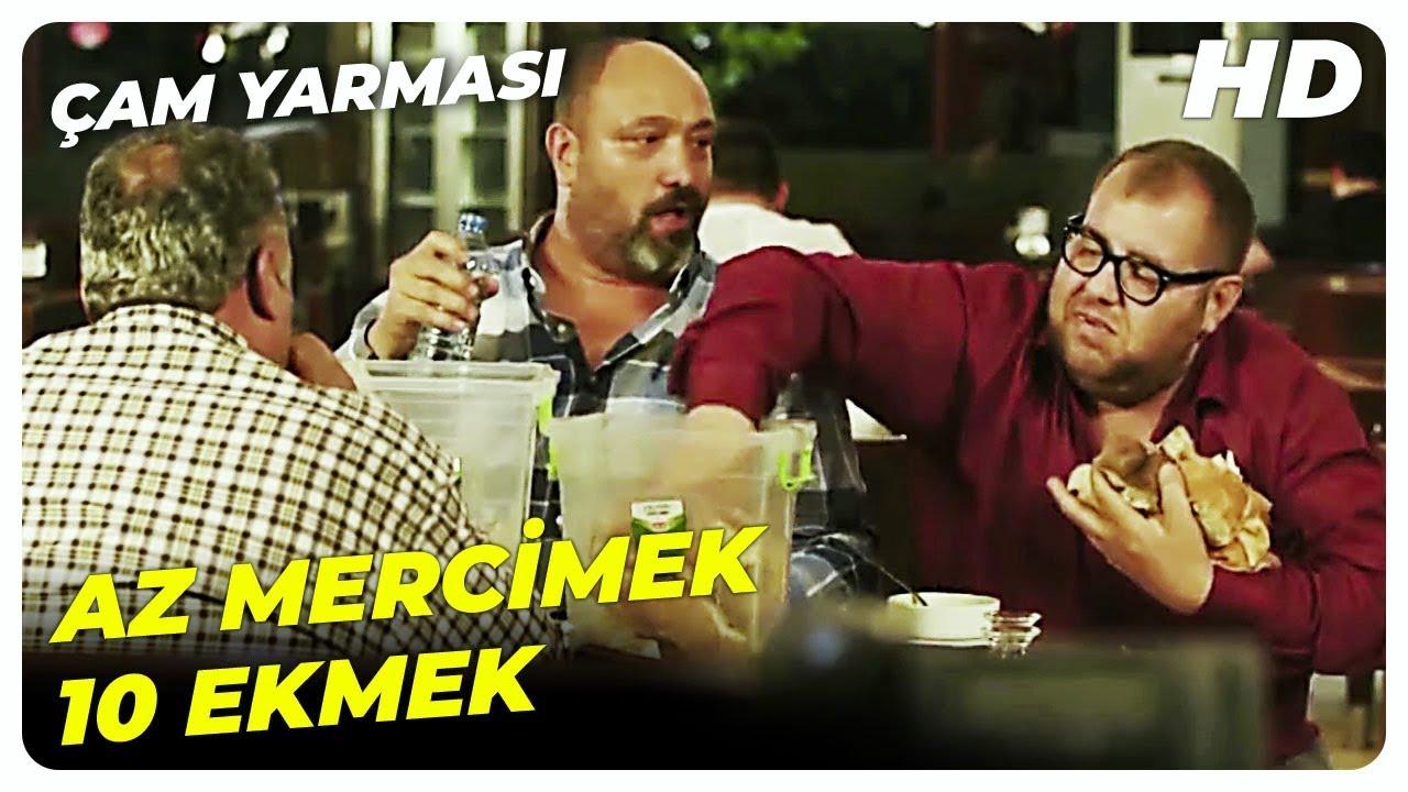 Çorbanın Değil Yediğiniz Ekmeğin Parasını Verin | Çam Yarması Türk Komedi Filmi